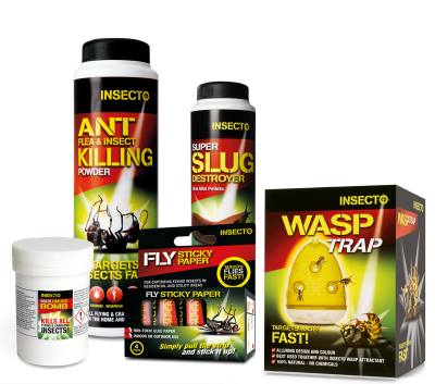 Insecto Insect Control