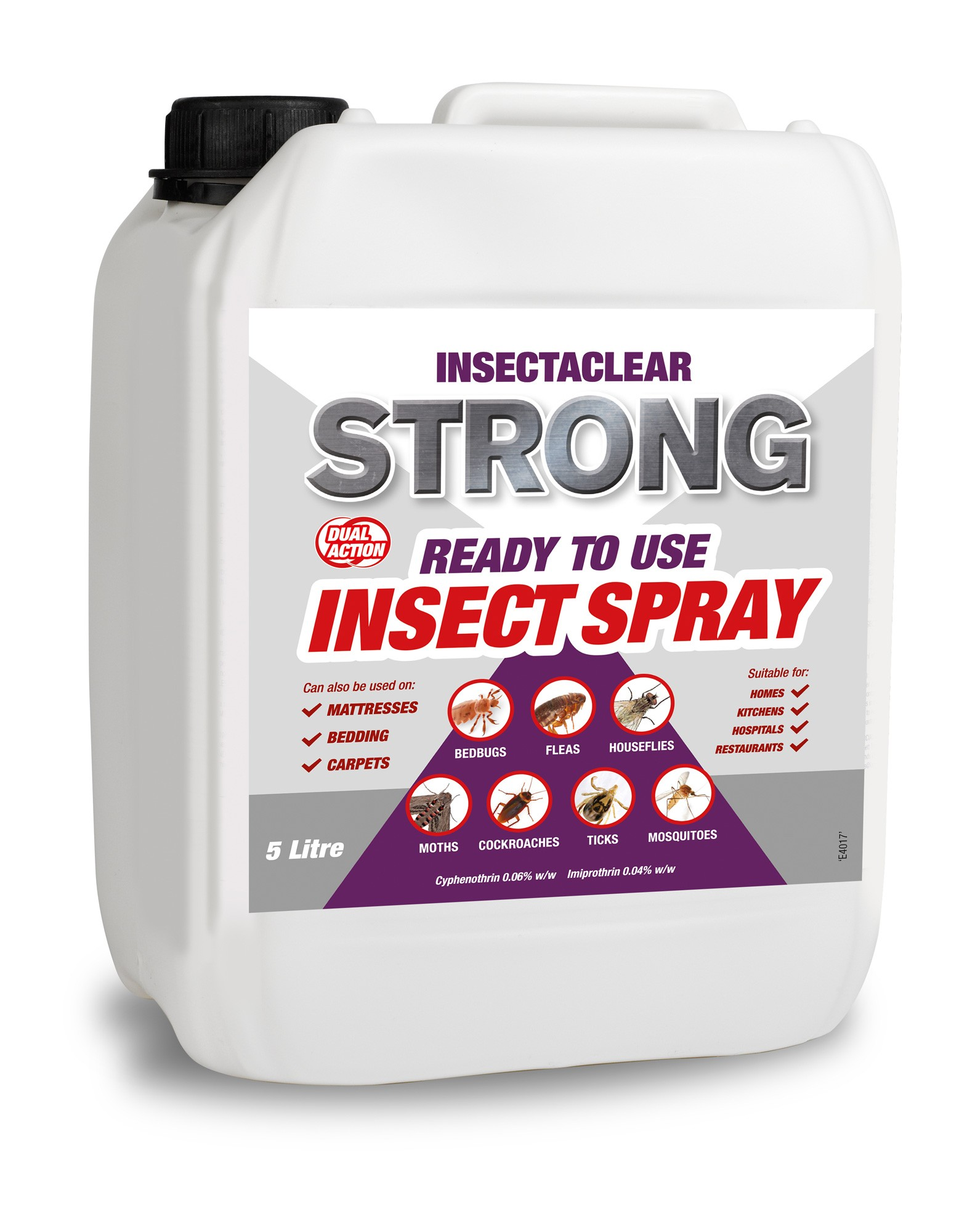 Insectaclear Strong+ (5 Litre)