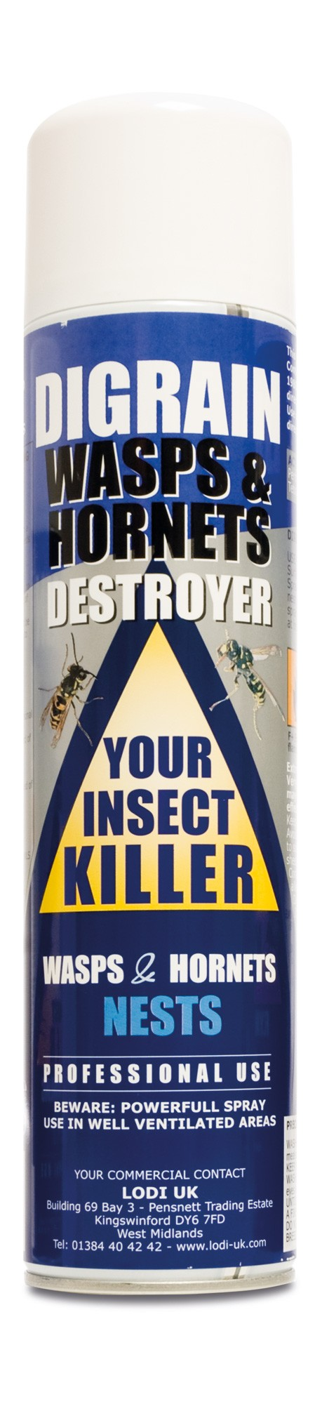 Digrain Wasp & Hornet 600ml