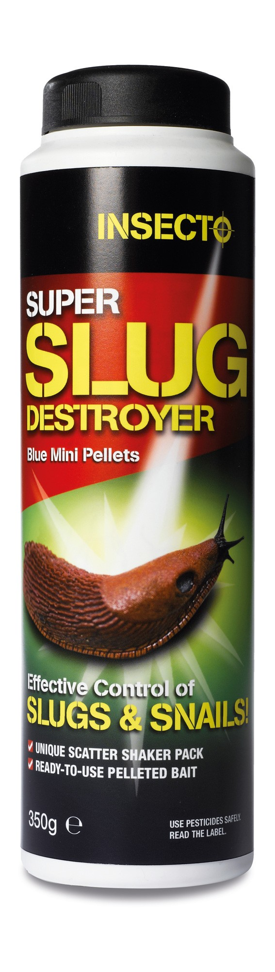 Insecto Super Slug Destroyer 350g Bottle