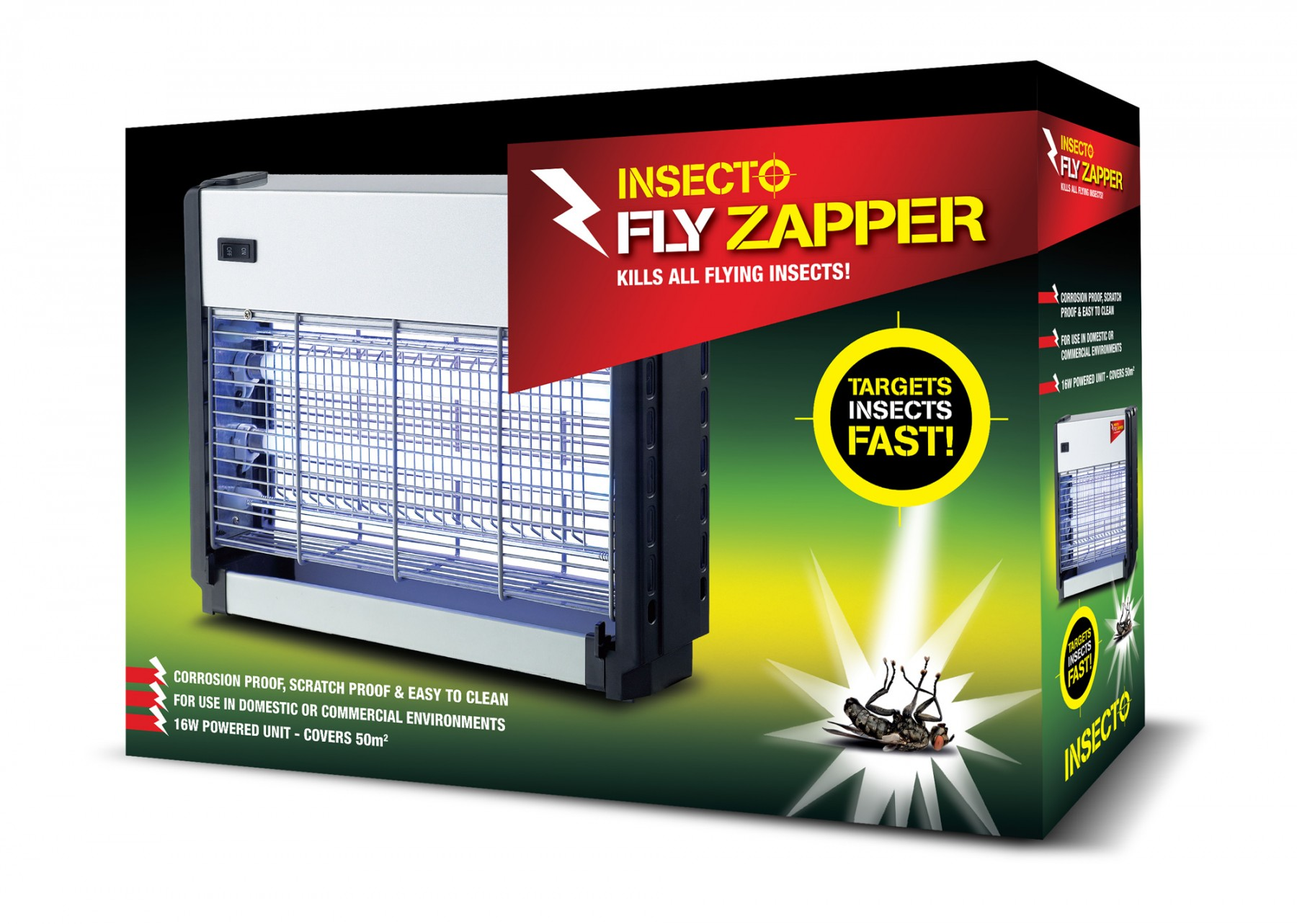 Agricultural Products : Insecto Fly Zapper - Lodi UK