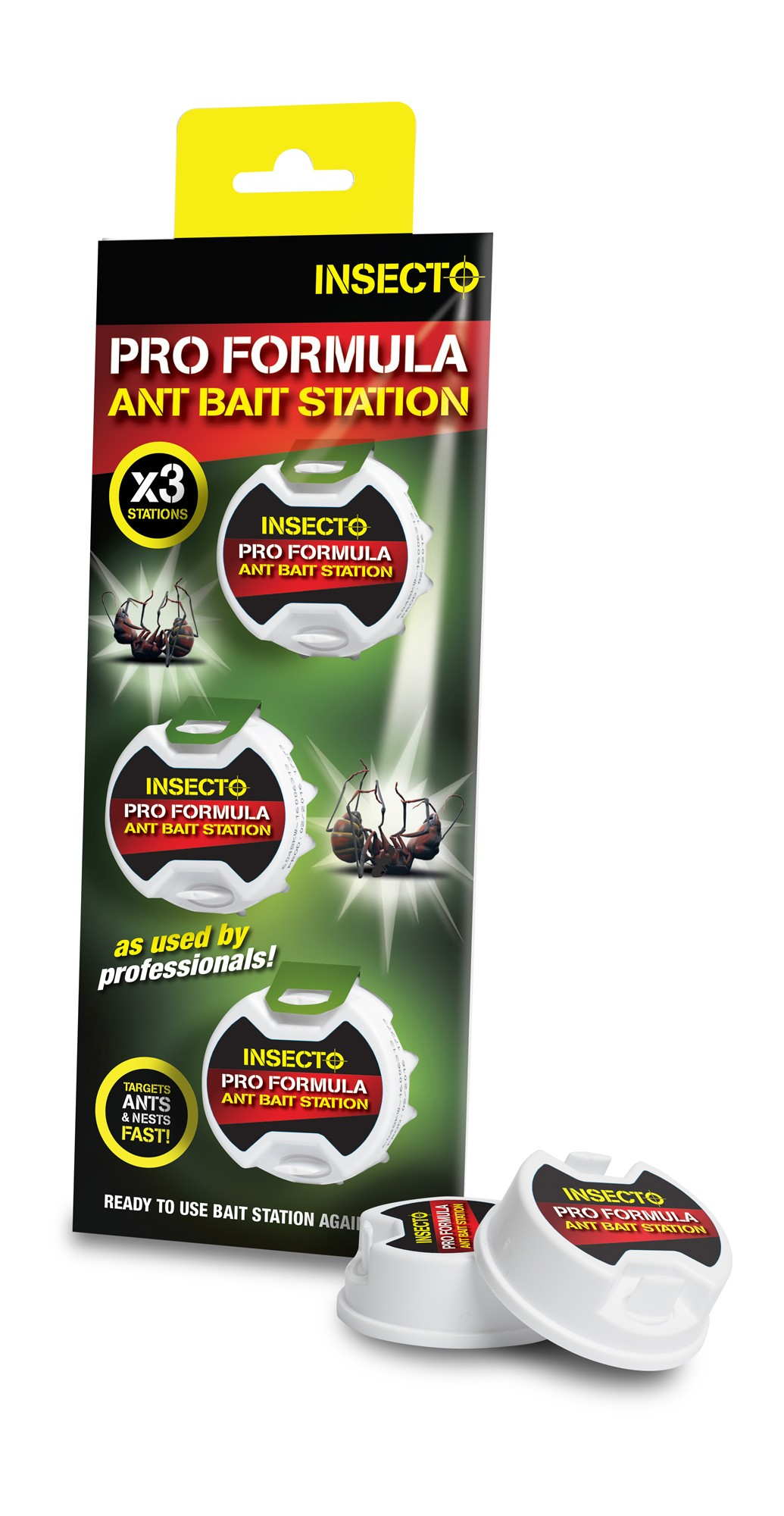 Insecto Ant Bait Stations