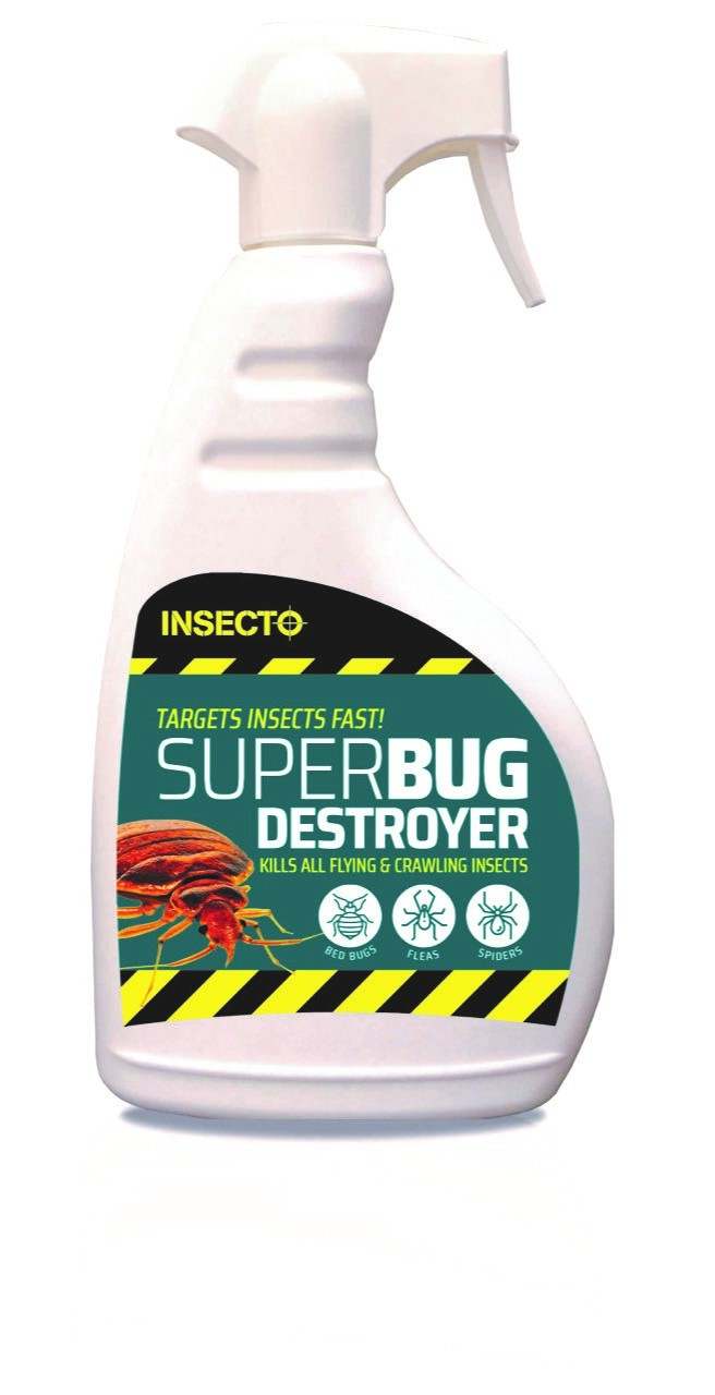 Insecto Super Bug + 500ml